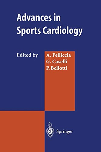 9783540750369: Advances in Sports Cardiology