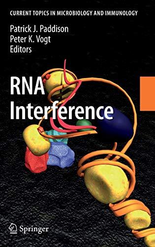 RNA Interference: Patrick Paddison