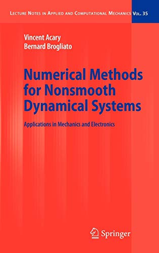Numerical Methods for Nonsmooth Dynamical Systems: Vincent Acary