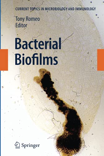 9783540754176: Bacterial Biofilms (Current Topics in Microbiology and Immunology)