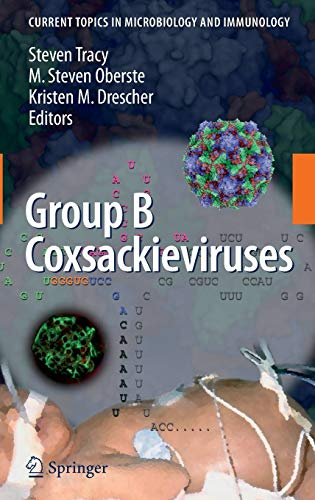 9783540755456: Group B Coxsackieviruses (Current Topics in Microbiology and Immunology)
