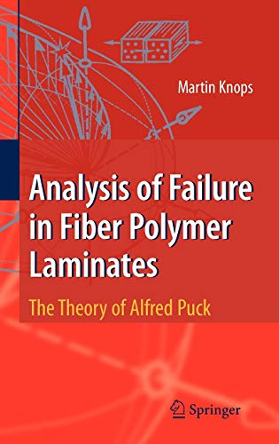 9783540757641: Analysis of Failure in Fiber Polymer Laminates: The Theory of Alfred Puck (Engineering Materials and Processes)