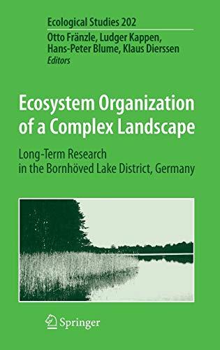 Ecosystem Organization of a Complex Landscape: Otto Franzle