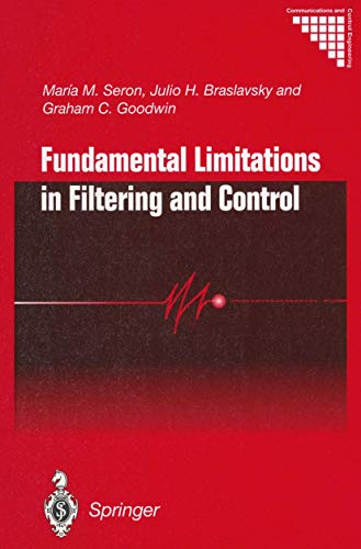 9783540761266: Fundamental Limitations in Filtering and Control (Communications and Control Engineering)