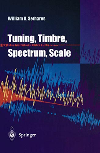 9783540761730: Tuning Timbre Spectrum Scale