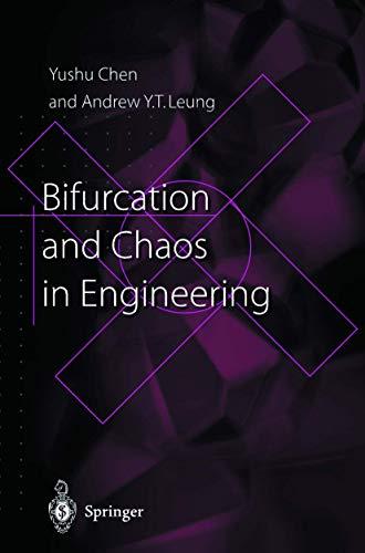 9783540762423: Bifurcation and Chaos in Engineering
