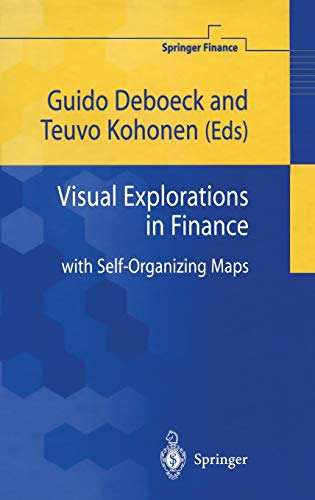 9783540762669: Visual Explorations in Finance: with Self-Organizing Maps (Springer Finance)