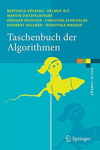 9783540763932: Taschenbuch der Algorithmen (eXamen.press) (German Edition)