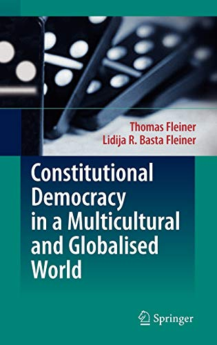 9783540764113: Constitutional Democracy in a Multicultural and Globalised World