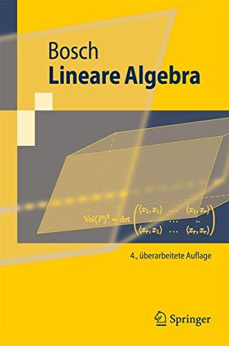 9783540764373: Lineare Algebra (Springer-Lehrbuch) (German Edition)