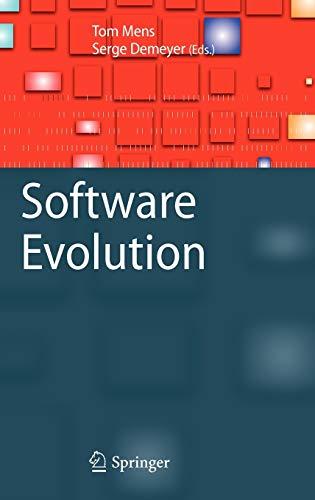 9783540764397: Software Evolution