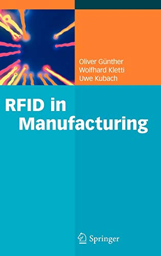 9783540764533: RFID in Manufacturing