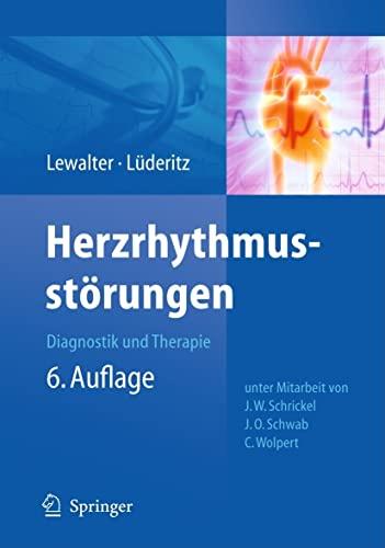9783540767541: Herzrhythmusstörungen: Diagnostik und Therapie