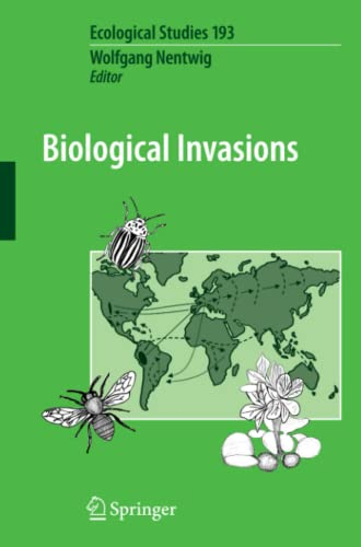 9783540773757: Biological Invasions (Ecological Studies)