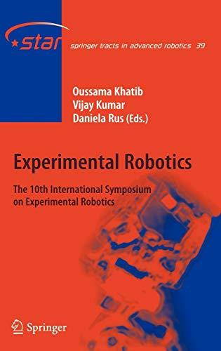 Experimental Robotics: Oussama Khatib
