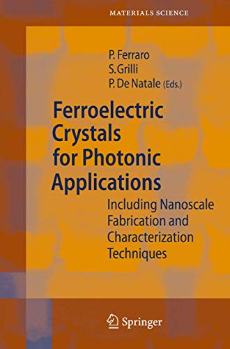 Ferroelectric Crystals for Photonic Applications: Including Nanoscale