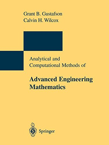 9783540780687: Analytical and Computational Methods of Advanced Engineering Mathematics