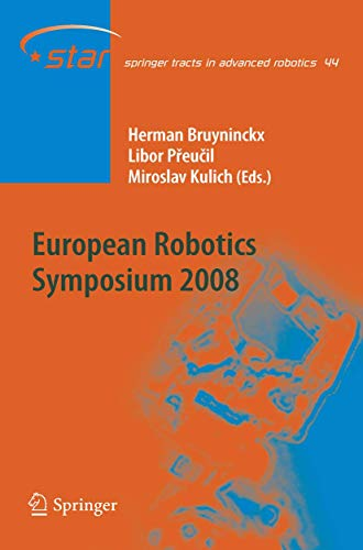 European Robotics Symposium 2008: Herman Bruyninckx