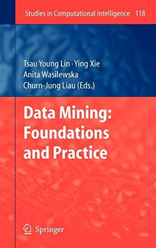 Data Mining: Tsau Young Lin