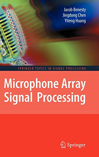 9783540786115: Microphone Array Signal Processing
