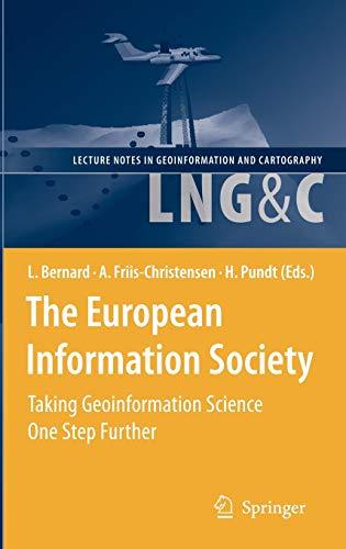 The European Information Society: Lars Bernard