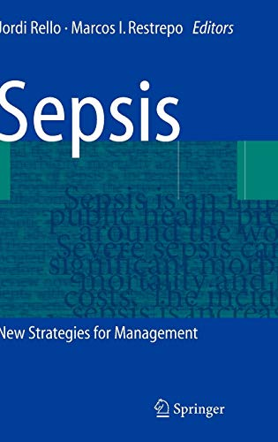 9783540790006: Sepsis: New Strategies for Management