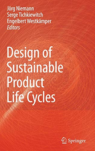 9783540790815: Design of Sustainable Product Life Cycles