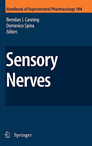 Sensory Nerves: Domenico Spina