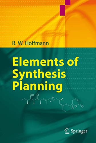 9783540792192: Elements of Synthesis Planning