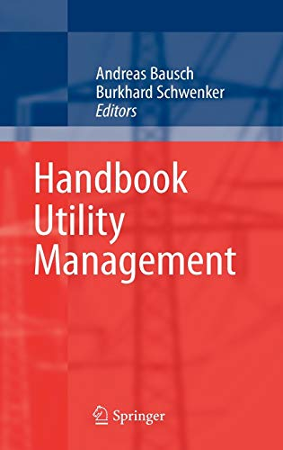 Handbook Utility Management: Andreas Bausch