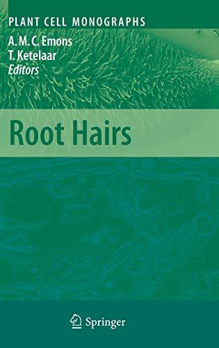 Root Hairs: Anne Mie C. Emons