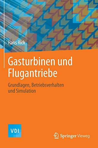 Gasturbinen und Flugantriebe: Hans Rick