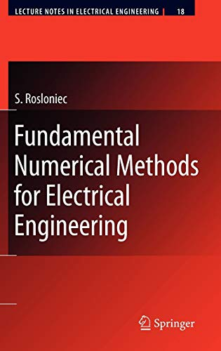 9783540795186: Fundamental Numerical Methods for Electrical Engineering (Lecture Notes in Electrical Engineering)