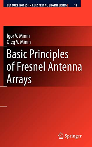 9783540795582: Basic Principles of Fresnel Antenna Arrays (Lecture Notes in Electrical Engineering)