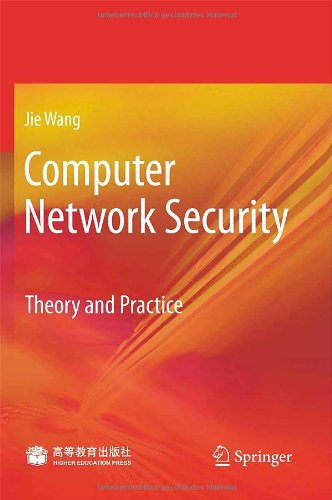 9783540796978: Computer Network Security: Theory and Practice