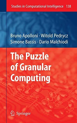 The Puzzle of Granular Computing: Bruno Apolloni