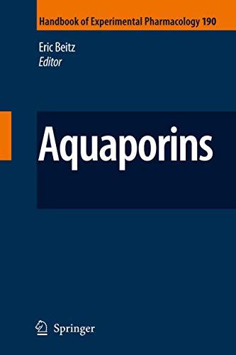 Aquaporins: Eric Beitz
