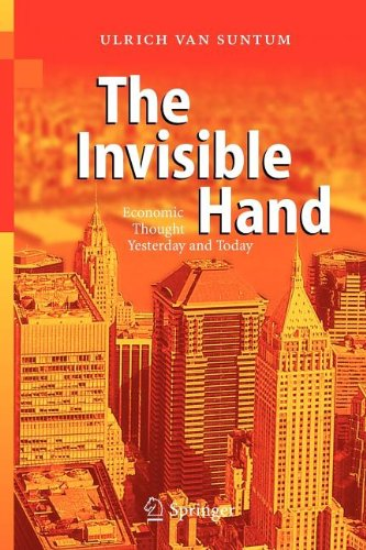 9783540800439: The Invisible Hand