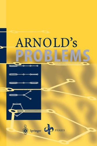9783540800637: Arnold's Problems