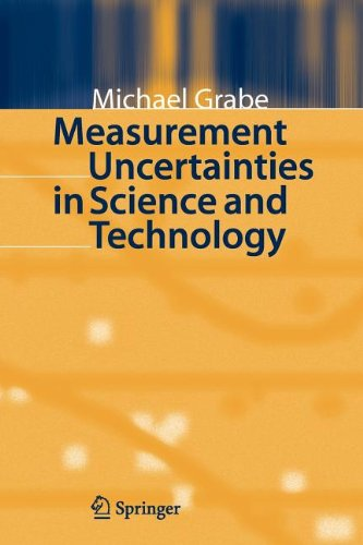 9783540800835: Measurement Uncertainties in Science and Technology