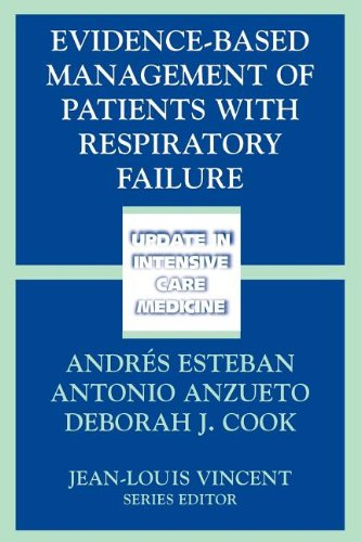 9783540800842: Evidence-Based Management of Patients with Respiratory Failure