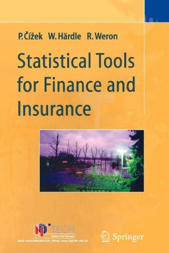 9783540802174: Statistical Tools for Finance and Insurance