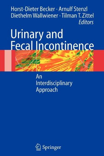 9783540802280: Urinary and Fecal Incontinence