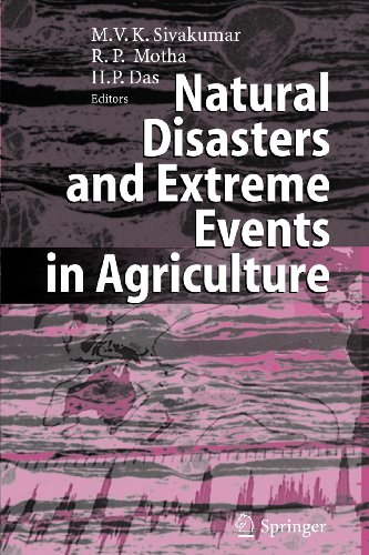 9783540802822: Natural Disasters and Extreme Events in Agriculture