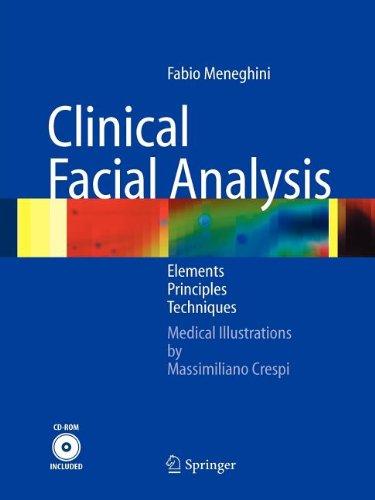 9783540803263: Clinical Facial Analysis