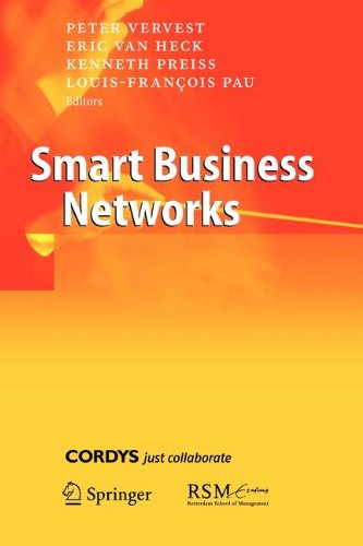9783540803287: Smart Business Networks