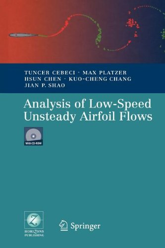 9783540803553: Analysis of Low-Speed Unsteady Airfoil Flows