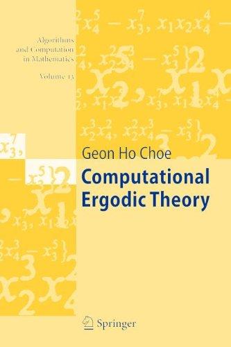 9783540803966: Computational Ergodic Theory