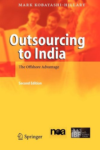 9783540805403: Outsourcing to India