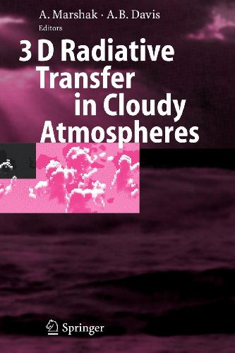 9783540805496: 3D Radiative Transfer in Cloudy Atmospheres